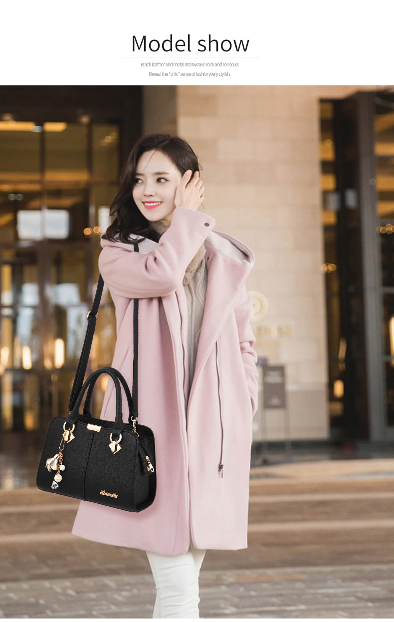Designer Brand Bags Ladies Leather Tote Bag 2020 Luxury Ladies Handbag Wallet Fashion Shoulder Bag 2