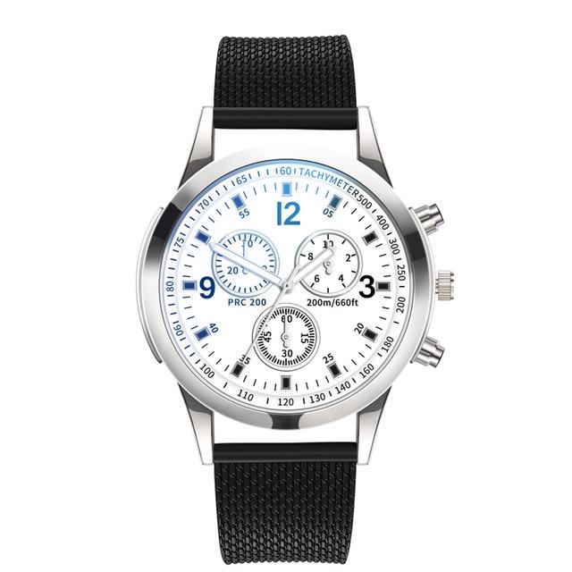 2019 Men women Watches Fashion & Casual luxury brand gold silver black Quartz Watch Stainless Steel Dial Bracele Watch Y10.17 2