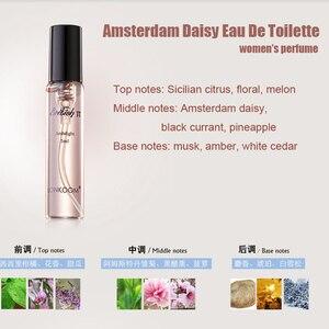 LONLOOM Tester Frische Reise Eau de Toilette Parfum Probe Set 5ML * 6 Britischen Student Damen Parfüm Anhaltende licht duft Geschenk