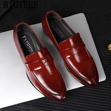 Homem corporativo sapatos terno sapatos masculinos sapatos formais sapatos italianos zapatos oxford hombre masculino social chaussure mariage homme