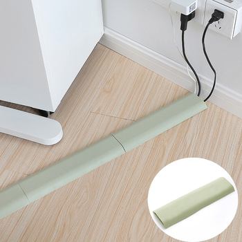 Self-Adhesive Wall Cord Duct Cover Case Cable Duct Ties Fixer Fastener Wire Hiding Collecting Home Office Storage Orangnizer 30cm self adhesive raceway wall cord duct cover cable duct ties fixer fastener holder for cable organizer storage clip