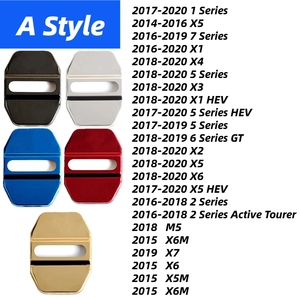 4 шт крышка дверного замка автомобиля эмблемы для BMW на возраст 1, 2, 3, 5, 6, 7, серия XDrive Active Tourer GT X1 X2 X3 X4 X5 X6 M2 M3 M4 M5 X5M X6M 118i|Наклейки на автомобиль|   | АлиЭкспресс