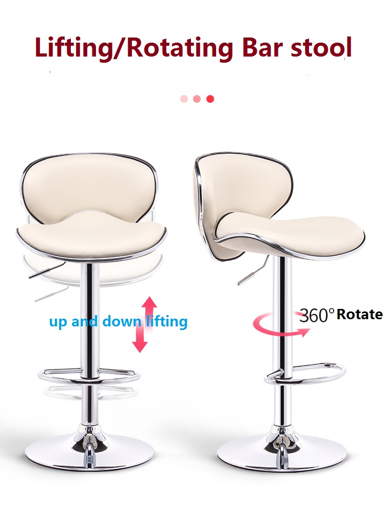 Deal½Bar Stool Chair-Lift-Chair Modern Bench Rotate-Bar Universal