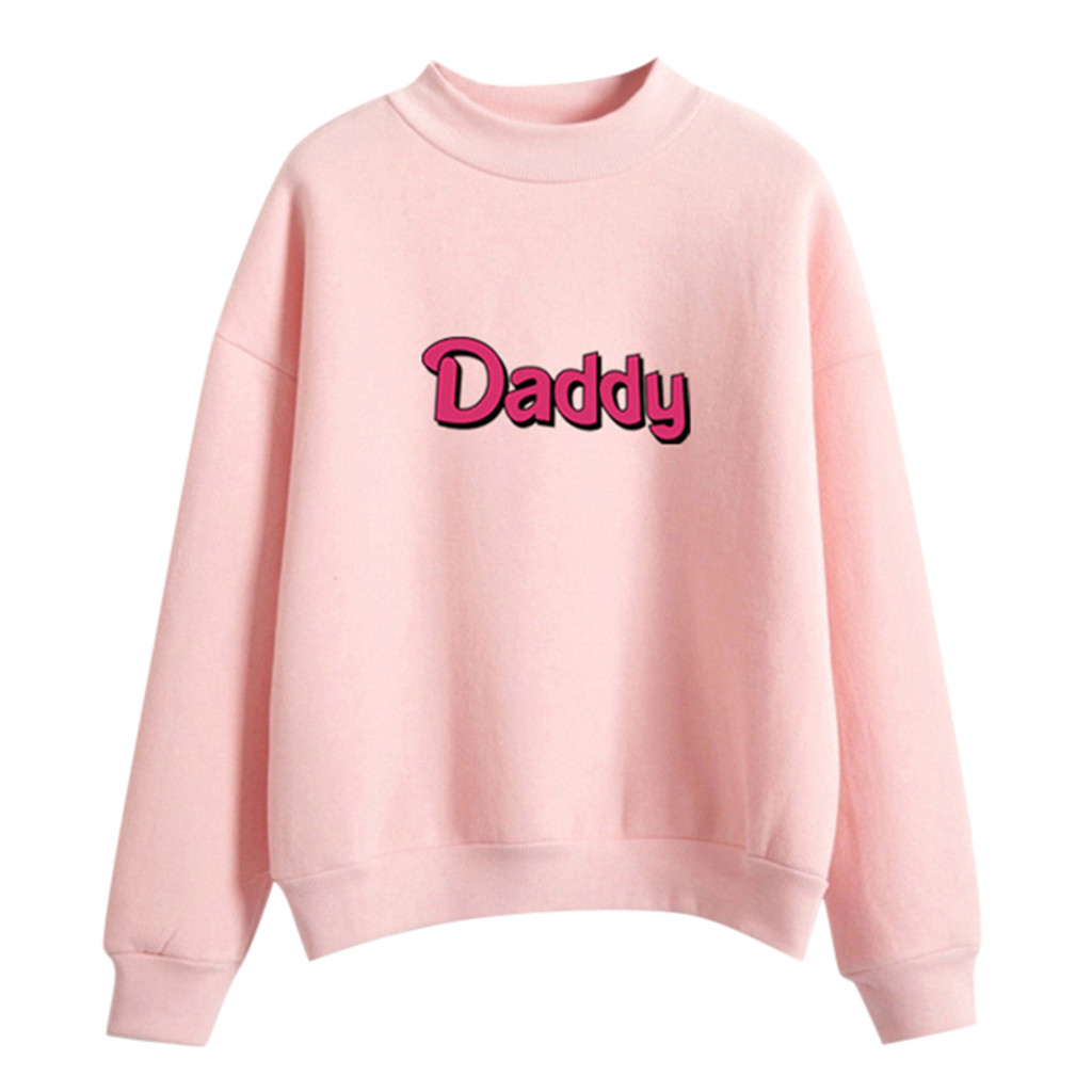 Feitong Sweatshirt Womens Long Sleeve Rainbow Patchwork O Neck Sweatshirt Casual Blouse Pullover рубашка женская