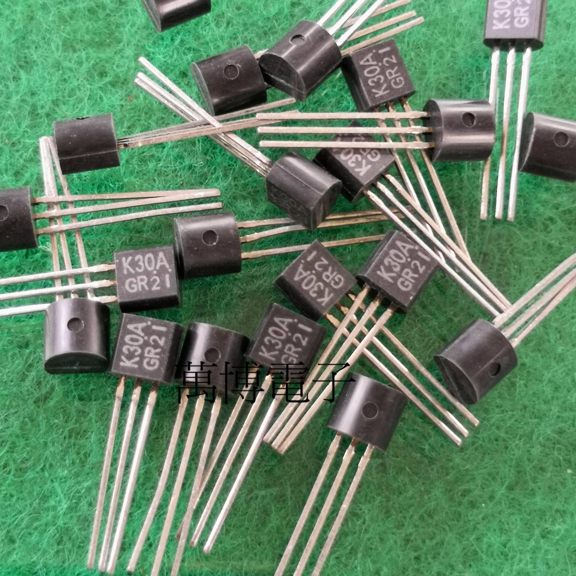 50pcs 2SK30A-GR 2SK30A K30A-GR K30A TOSHIBA Transistor TO-92