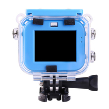 HD 1080P 2 Inch Screen Waterproof Toys Children USB Rechargeable Gift Camcorder Video Anti Fall Reco