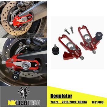MK LIGHTECH controlador CB650R CBR650R 2019 CB CBR 650R ajustadores de cadena tensores Catena carrete deslizante para Honda 14-16 CB650F CBR650F