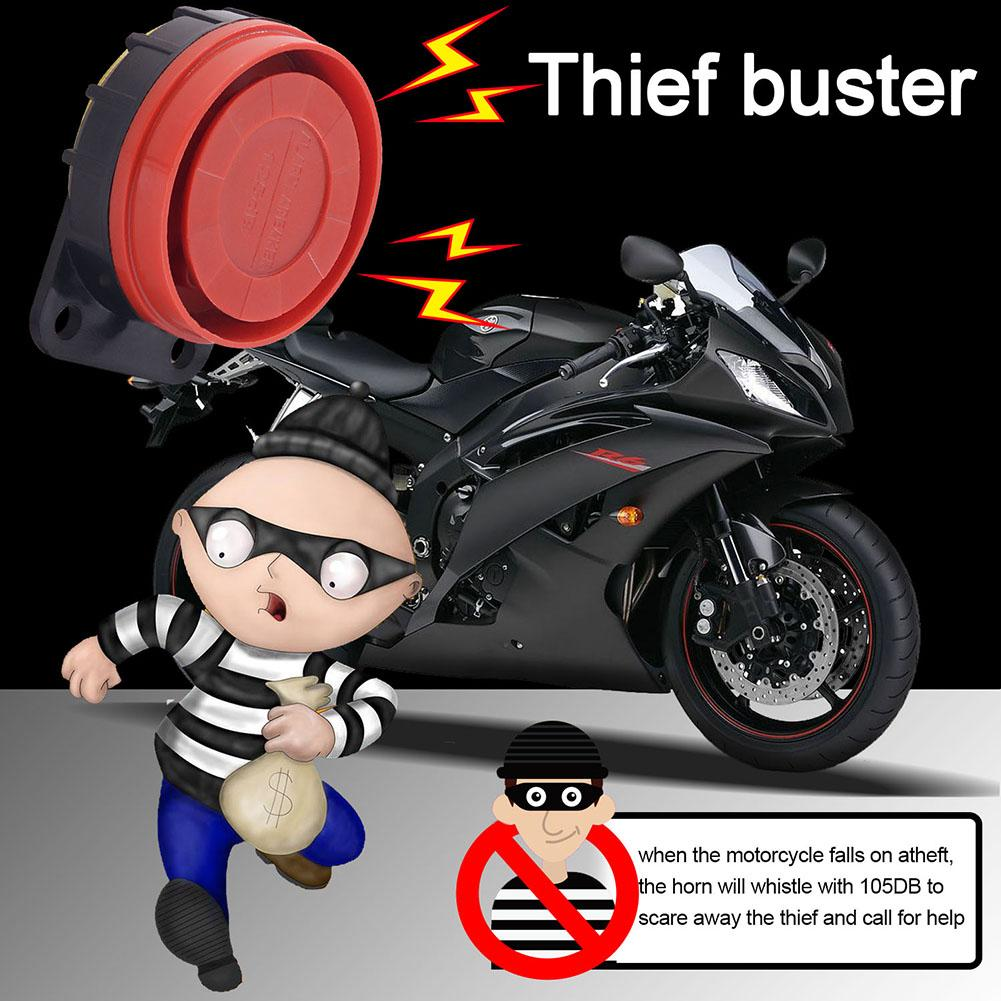 9-15V Anti-Theft Motorcycle Engine Start Security Alarm System Remote Control  Remote Transmitters New Hot Boutique