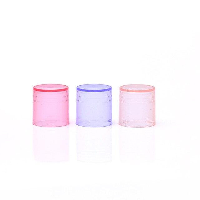 5 pièces cosmétique bricolage vide rouge à lèvres brillant à lèvres rouge à lèvres baume Tube avec bouchons conteneur lèvres offre spéciale