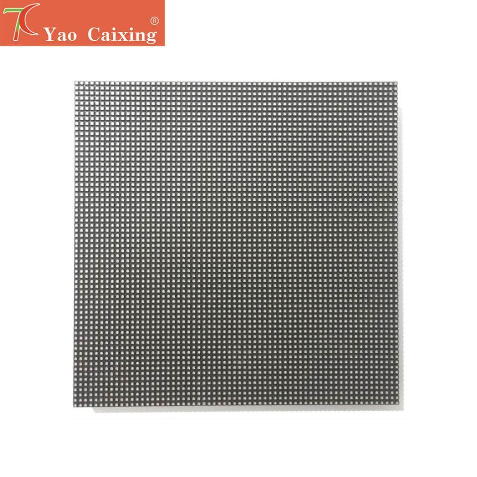 High Resolution P2 Indoor 128x128mm Dot Matrix Smd Led Display Panel