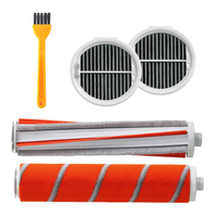 Filters Floor Carpet Brushes Set For Xiaomi Roidmi F8 Vacuum Cleaner Tool Supply