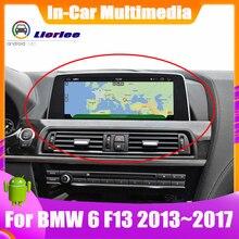 Voor Bmw 6 Serie F13 2013 2014 2015 2016 2017 Auto Gps Navigatie Speler Audio Stereo Hd Touch Screen Alle in Een