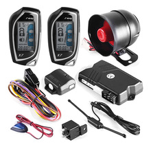 Car-Alarm Engine-Starter Entry-System Remote-Control Auto-Arming-Monitoring Autostart