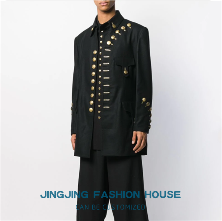 S-6XL!!A New Style Casual Jacket For Fashionable Men From Europe And The United States