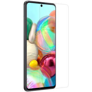 Image 3 - For Samsung Galaxy A51 Glass Nillkin Amazing H/H+Pro Anti Explosion 9H Tempered Glass phone Screen Protector For Samsung A51