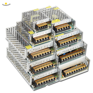 Image 2 - AC 110V 220V DC 5 V 12 V 24 V 2A 3A 5A 10A 15A 20A 30A anahtarı led adaptör sürücüsü güç kaynağı 5 V 12 V 24 V LED şerit ışık