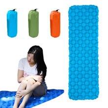 Портативный ультра светильник матрас коврик для сна кемпинга