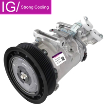 For Air Con AC Compressor Renault Megane Scenic III 1.5 CDI 1.6 2008- 8200939386 2483002230 4471500020 4472603040 8FK351123051