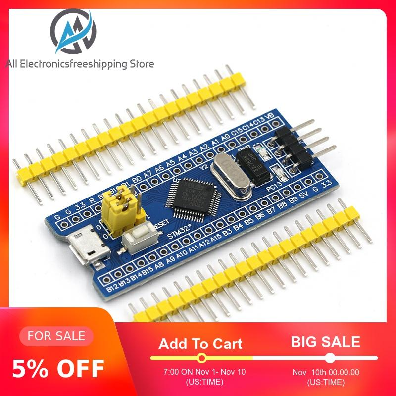 STM32F103C8T6 ARM STM32 Minimum System Development Board Module For Arduino DIY KIT