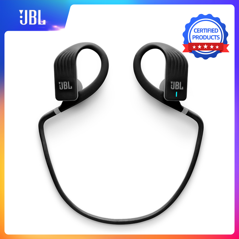 JBL Endurance Jump Ipx7 Waterproof Sport Bluebooth Wireless  In-Ear Headphones Indicator Light with One-Touch Remote Earphones