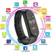 M4 Smart bracelet Watch band 4 Fitness Tracker Sport Heart Rate Blood Pressure Smartband Monitor Health Wristband PK M3 band 4 браслет м 4