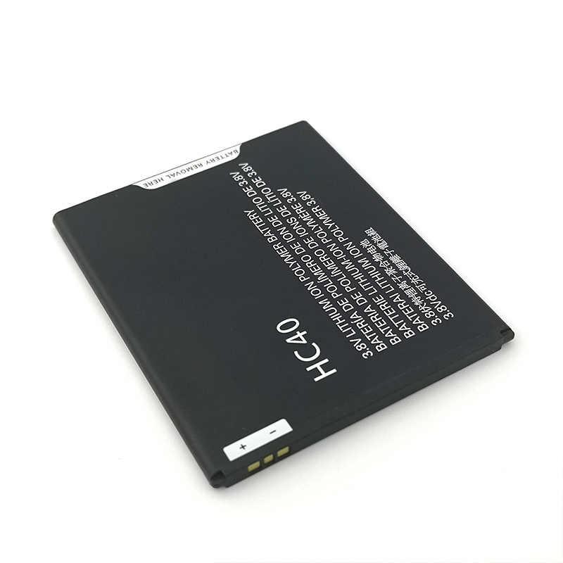 100% Original 2350mA HC40 แบตเตอรี่สำหรับ Motorola Moto XT1754 XT1755 XT1758 M2998 โทรศัพท์สต็อกการผลิตล่าสุด