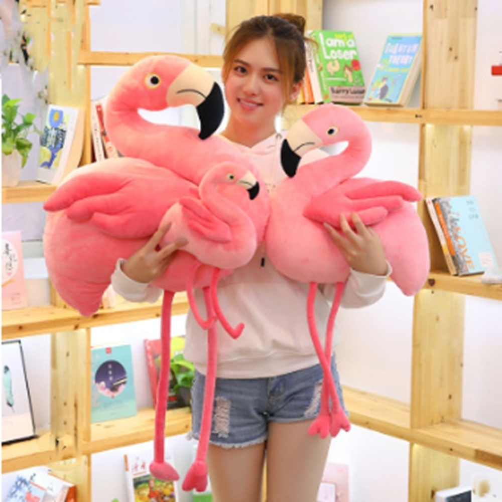 Flamingo Doll Plush Classic Toys Action & Toy Figures Kid  Stuffed Animals & Plush Baby Toy Cute Flamingo Dolls & Accessories