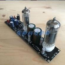 USA 6X4, 6Z4 rectifier, 6P1 voltage stabilizer/tube rectifier power supply board,