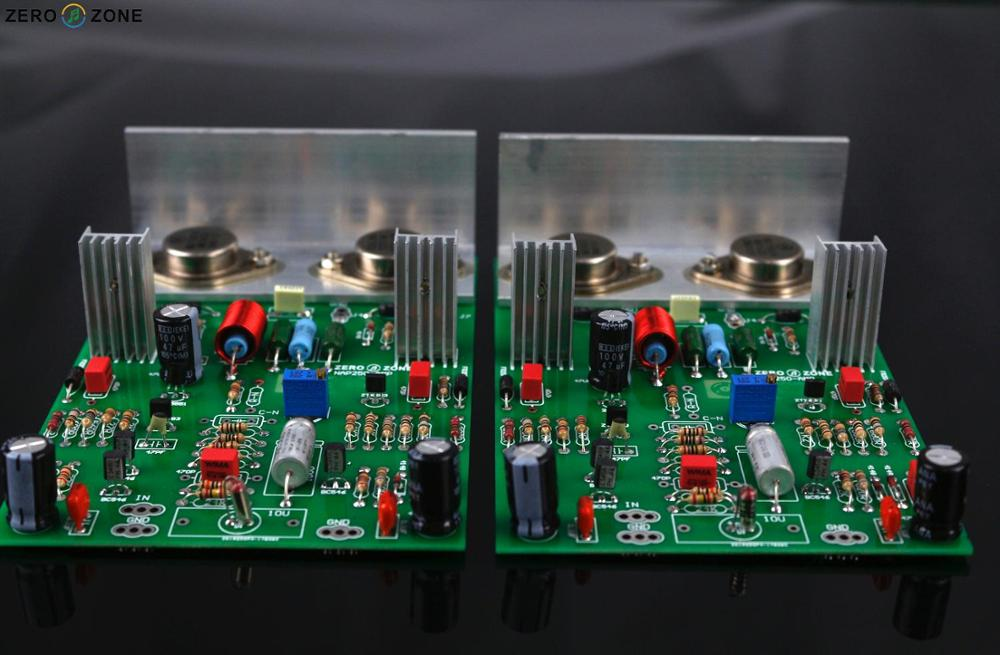 70W with 3 way input Finished Clone NAIM NAP140 Stereo amplifier 70W