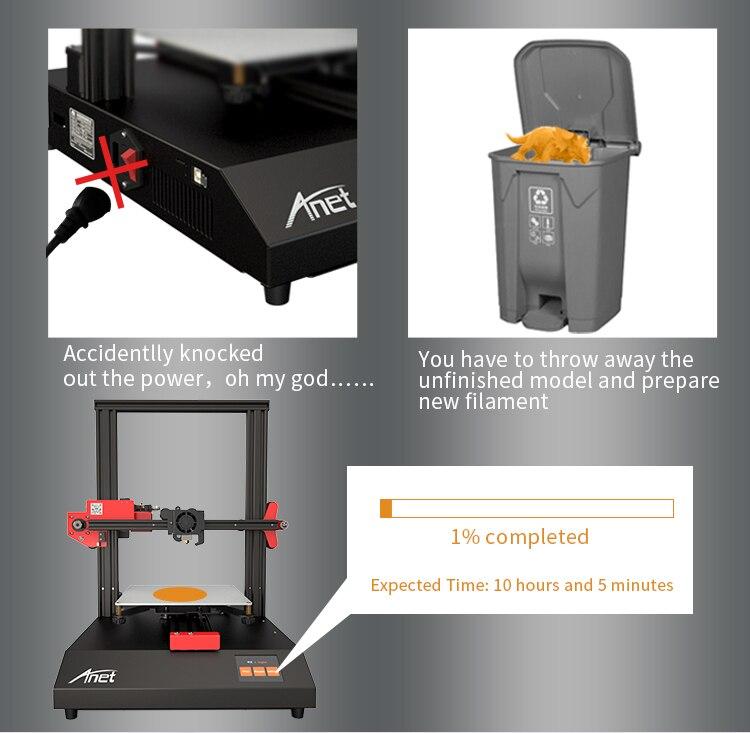 Anet ET4 3D Printer (6)