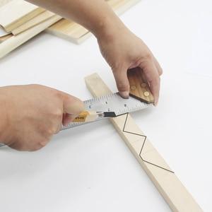 Image 3 - Woodwork Carpenter Pencil Carbon Fiber Snap Off Cutting Mechanical Pocket clip Wood Handle Durable Professional Multifunction