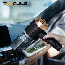 Handheld Wireless Auto staubsauger PortableHigh Leistungsstarke Zyklon auto vacume reiniger Nass Und Trocken Reiniger für Auto Hause Haustier Haar