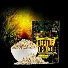 Кукуруза початка рептилий коврик песок для ящерицы черепахи Ползания домашних животных Кукуруза песок гранулы