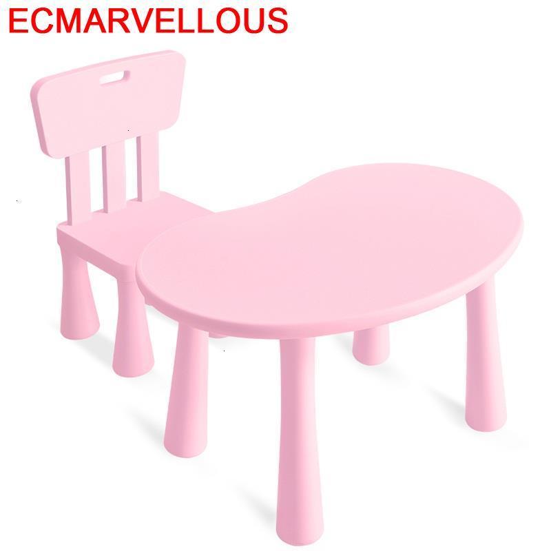 Mobilya'ten Çocuk Masaları'de Stolik Dla Dzieci Mesinha Infantil Tavolo başına Bambini bebek anaokulu bürosu Enfant Kinder çalışma çocuklar için çocuk masası title=