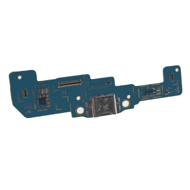 1 個 USB ドックポートフレックス充電ケーブル三星銀河タブを T590/T595