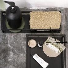 Поддоны для украшения стола SWEETGO, черная тарелка для кофе/хлеба/эфирного масла, десертный поддон, блюдца для еды, 10/20/30 см