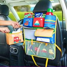 Сумка для хранения на сиденье автомобиля мультипликационный