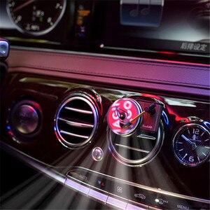 Image 3 - Автомобильный освежитель воздуха Youpin Sothing TITA, новейший поворотный фонограф, освежитель воздуха для автомобиля с 3 сменными планшетами для ароматерапии