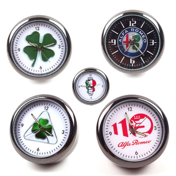 Reloj electrónico de cuarzo para alfa romeo, reloj de decoración para coche,...