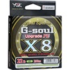 Best fishing lines chart YGK G-SOUL X8 upgrade PE 8