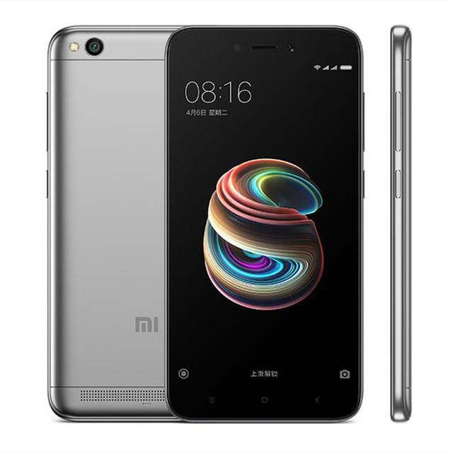 Xiaomi Redmi 5A 4G Smartphone 5.0 inch MIUI 8 Snapdragon 425 Quad Core 1.4GHz 2GB RAM 16GB ROM 13.0MP Rear Camera 3000mAh