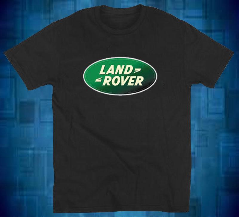 New Super Car Land Harajuku Shirt For Men Rover Range Racing New T Shirt S 2Xl