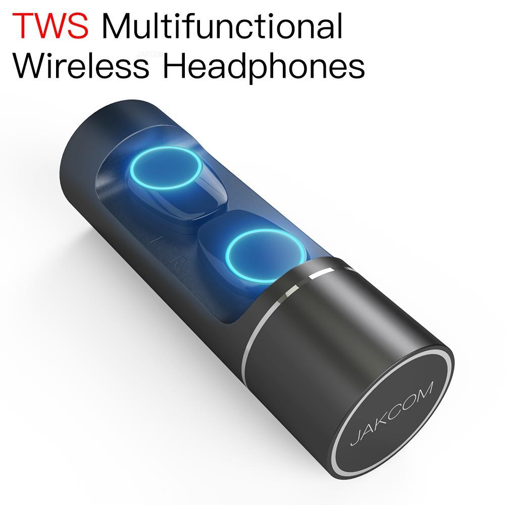 JAKCOM TWS Super Wireless Earphone Nice than quick charge power banks 50000mah 18650 cell pin eu warehouse small gadts hailou