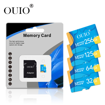 Original Mico SD Card Hot Sale MIni SD TF Card 8GB 16GB 32GB Class 10 High Speed Memory Card 64gb 128gb For Phone Free Adapter image