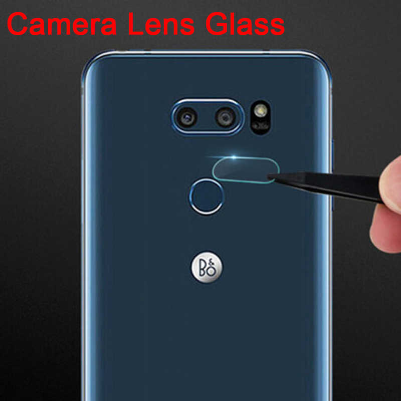 Hinten Kamera Objektiv Schutz Glas Für LG V30 V40 ThinQ V50 9H Fest Ausgeglichenes Kamera Objektiv Screen Protector Für LG W10 W30 Pro