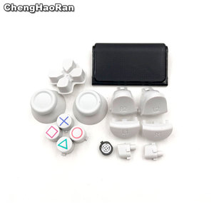 Image 3 - ChengHaoRan カスタマイズ限定版タッチパッドボタントリガー L1 R1 L2 R2 PS4 プロスリムコントローラの修理部品 JDS 040
