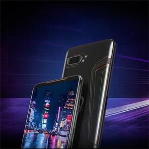 Image 4 - סיליקון צד אבק תקע עבור ASUS ROG טלפון 2 ZS660KL משחק טלפון מאוורר חור אבק תקע עבור ROG משחק טלפון 2 אביזרים