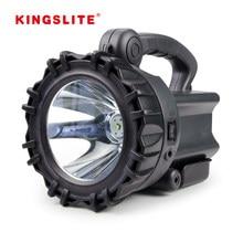 Projecteur lumineux superbe LED Rechargeable USB étanche Portable lumière de pêche Camping lanterne lampe de poche d'urgence projecteur