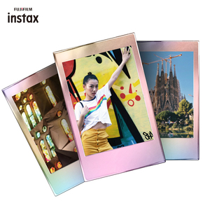 Image 3 - Genuine Fujifilm Instax Mini 8 Film CONFETTI Fuji Instant Photo Paper 10 to 50 sheets For70  7s  50s 90 25Share SP 1 LOMO Camera