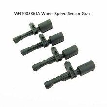 COSTLYSEED 4X ABS גלגל חיישן מהירות לפאסאט B8 גולף 7 A3 S3 TT אוקטביה מושב ליאון WHT 003 864A WHT 003 864B WHT003864A